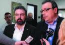 Συνάντηση Υπουργού Αγροτικής Ανάπτυξης και Τροφίμων, Σταύρου Αραχωβίτη, και Αναπληρωτή Υπουργού Περιβάλλοντος και Ενέργειας, Σωκράτη Φάμελλου, με συνεταιρισμούς της Θεσσαλονίκης και της Χαλκιδικής