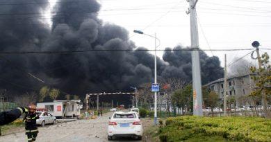 Κίνα: Έξι νεκροί από έκρηξη σε χημικό εργοστάσιο