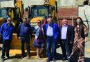 Παραλαβή νέων μηχανημάτων στο Δήμο Πολυγύρου