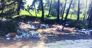 Γλαρόκαβος: Το διαμάντι της Κασσάνδρας έχει καταντήσει σκουπιδότοπος