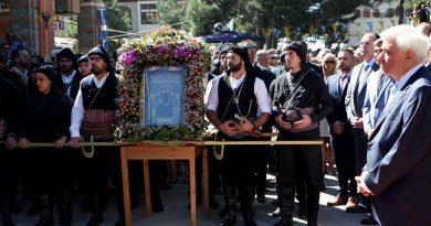 Παυλόπουλος: Χρέος η «διεθνής αναγνώριση της Γενοκτονίας των Ποντίων» και μια συγγνώμη των Τούρκων