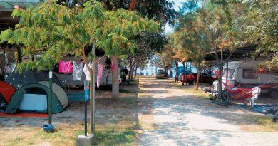 Χαλκιδική: Τα κάμπινγκ «νικούν» τα ξενοδοχεία
