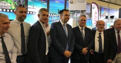 Ολοκληρώθηκε με επιτυχία η συμμετοχή του Επιμελητηρίου Χαλκιδικής στην 84η ΔΕΘ 2019 στην Θεσσαλονίκη, σε συνεργασία με την Κεντρική Ένωση Επιμελητηρίων Ελλάδος (ΚΕΕΕ)