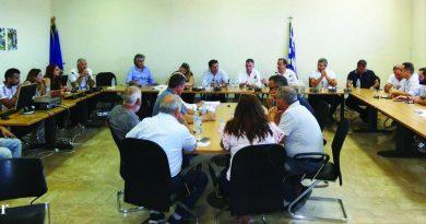 Δήμος Σιθωνίας Συνεδρίαση Δημοτικού Συμβουλίου 23-9-19