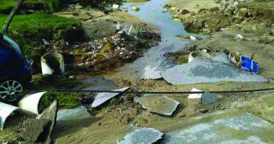 Χαλκιδική: Μεγάλος ο κίνδυνος πλημμυρών σε δύο δήμους