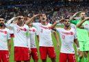 Προκαλούν οι Τούρκοι παίκτες – Χαιρέτισαν στρατιωτικά στο 1-1 με Γαλλία