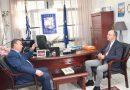 Επίσκεψη Θ. Καράογλου στους Δήμους της Χαλκιδικής