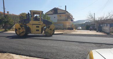 Ανάπλαση του οικισμού Βατοπεδίου του Δήμου Πολυγύρου