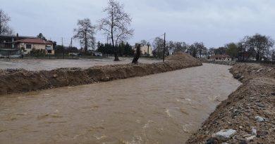 Στο κόκκινο ο Δήμος Σιθωνίας από τις πλημμύρες