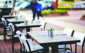 Το Επιμελητήριο Χαλκιδικής ενημερώνει τι θα ισχύει για τα τραπεζοκαθίσματα σε κοινόχρηστους χώρους από καταστήματα υγειονομικού ενδιαφέροντος
