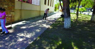 Εργασίες εξωραϊσμού και καλλωπισμού ακινήτων Δήμου Αριστοτέλη