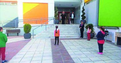 Στο 90% η προσέλευση μαθητών στα Δημοτικά Σχολεία της Χαλκιδικής