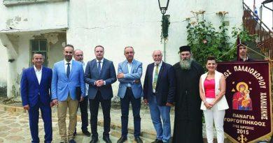 Δήμος Αριστοτέλη: Ο Ζορμπάς του Καζαντζάκη, επιστρέφει στο Σπίτι του