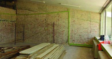 Ξεκίνησαν οι εργασίες αποκατάστασης βλαβών στον φέροντα Οργανισμό του Δημοτικού σχολείου- Νηπιαγωγείου Ν. Σιλάτων