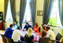 Δήμαρχος Πολυγύρου Συνάντηση με τον Υπουργό Τουρισμού