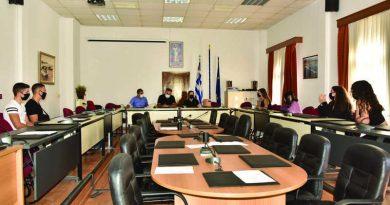 Δήμος Προποντίδας Συνάντηση μαθητών με τον Δήμαρχο