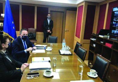 Λ. Μενδώνη : «Ο πολιτισμός πρέπει να μπει στο επίκεντρο των συζητήσεων της Ευρώπης»