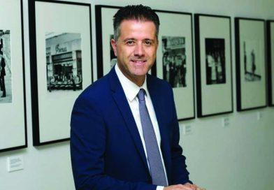 Νέος Πρόεδρος της Επιτροπής Τουρισμού & Πολιτισμού του Ελληνογερμανικού Επιμελητηρίου, ο κ. Γρηγόρης Τάσιος
